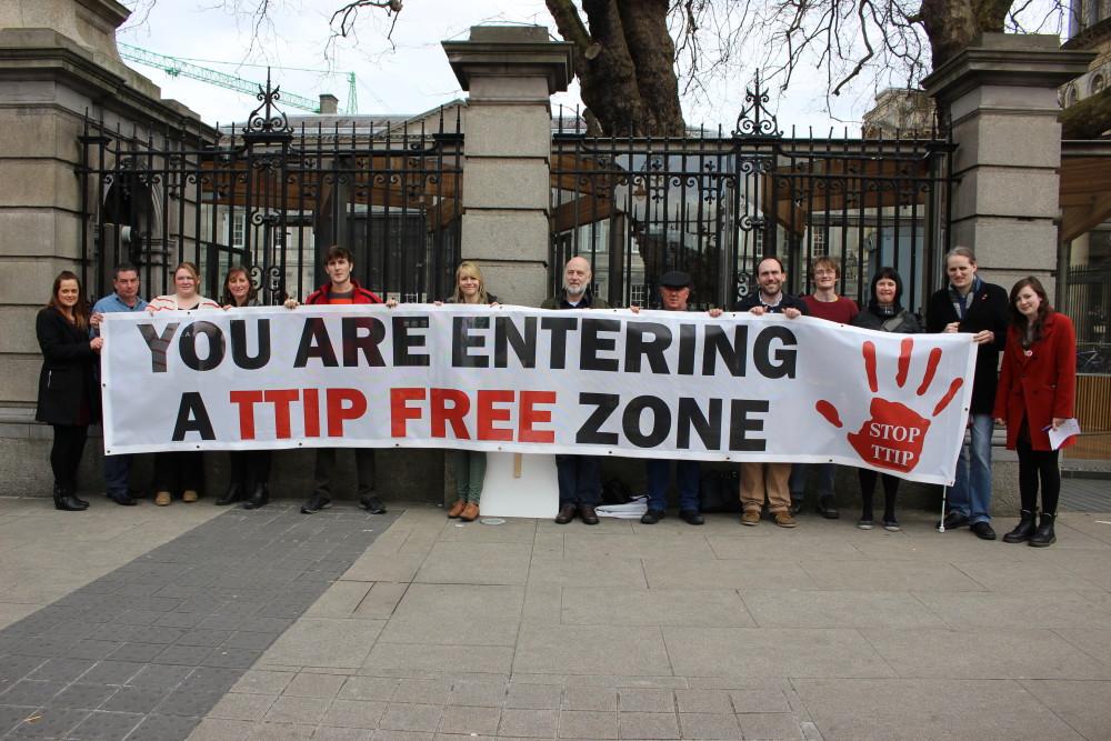 TTIP-Free Zone